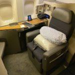 American 777 First Class – 7