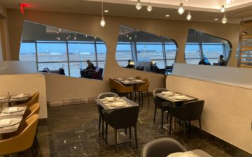 American Flagship First Dining Dfw – 11