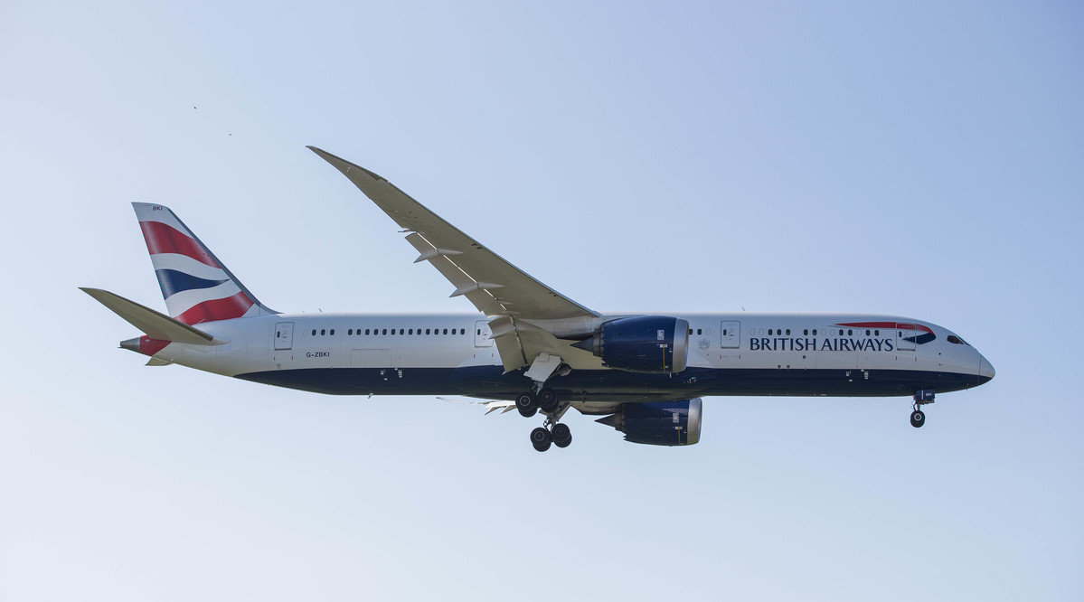 Resultado de imagen para British Airways China Southern Airlines alliance
