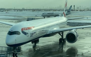 British Airways Lounge Toronto – 4
