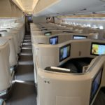 Cathay Pacific A350 Business Class – 3