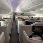 Cathay Pacific A350 Business Class – 41