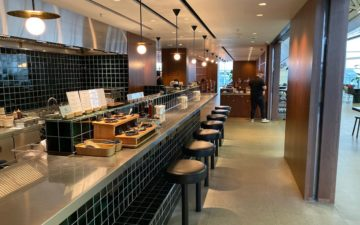 Cathay Pacific Deck Lounge – 21