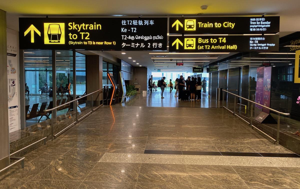 Grrrrr: Singapore Changi's Absurd Boarding Pass Rules