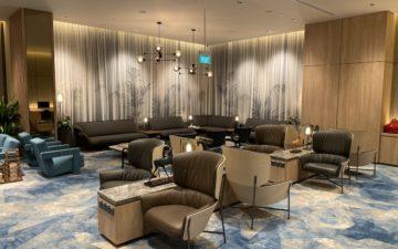 Changi Lounge Jewel – 9