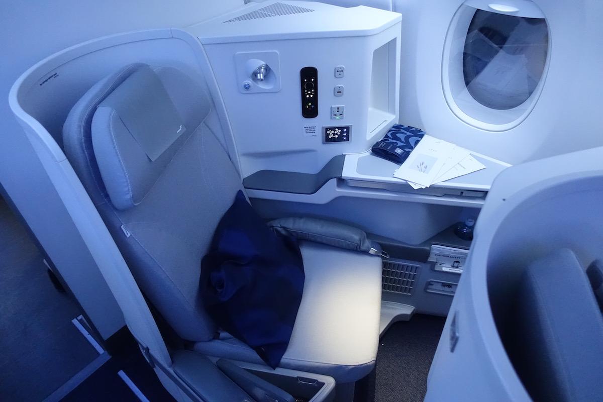 Finnair A350 Business Class 6