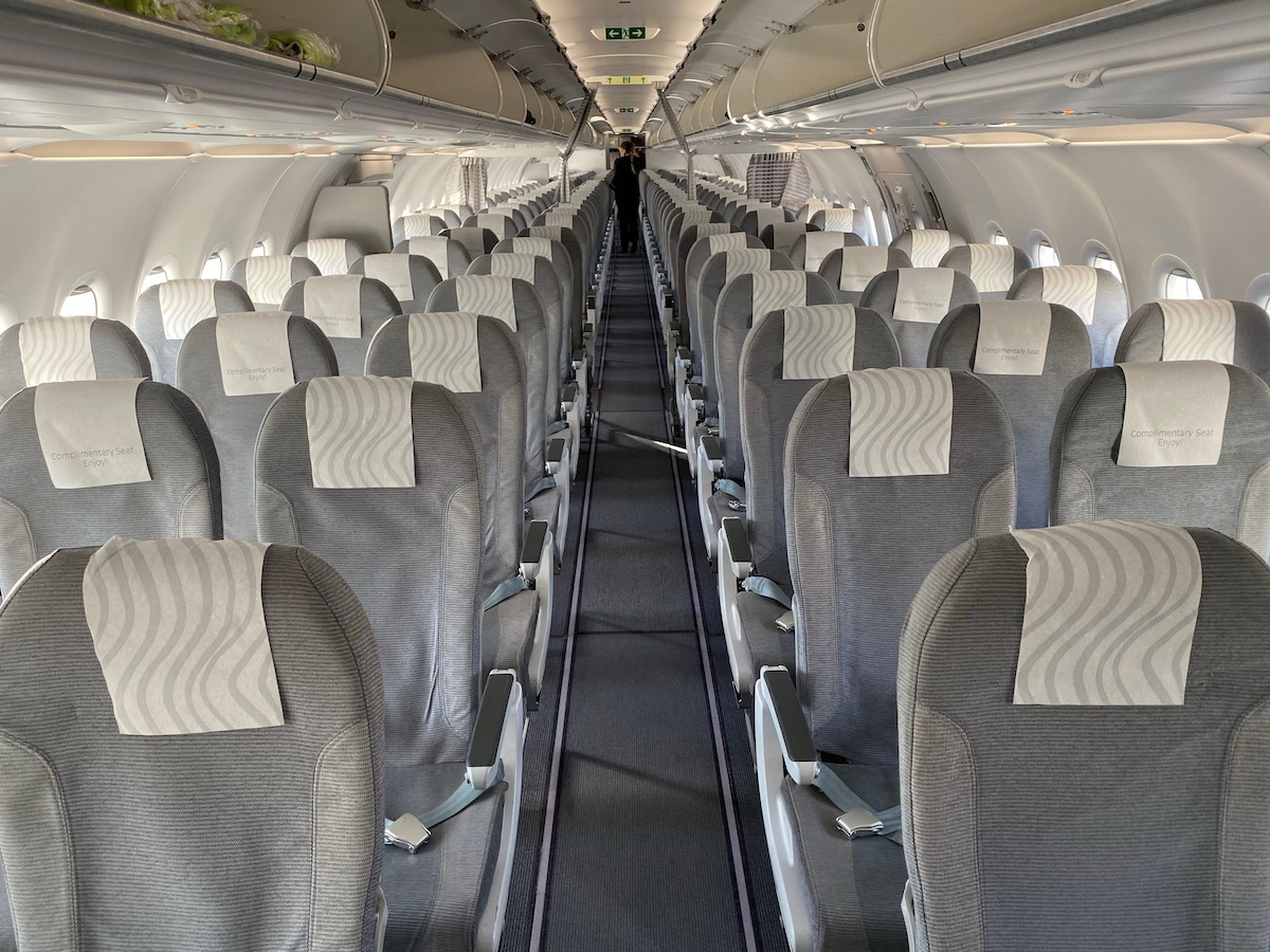 Review: Finnair A321 Business Class