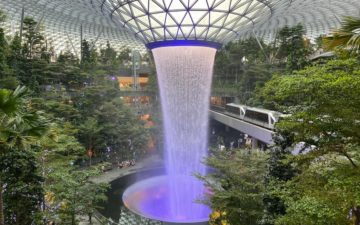 Jewel Singapore Changi – 6
