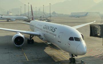 Qantas 787