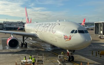 Virgin Atlantic A330 300