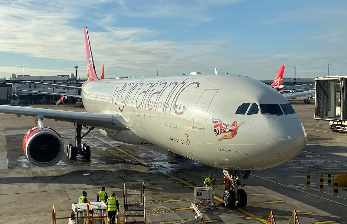 Virgin Atlantic Cuts Chauffeur Service | One Mile at a Time