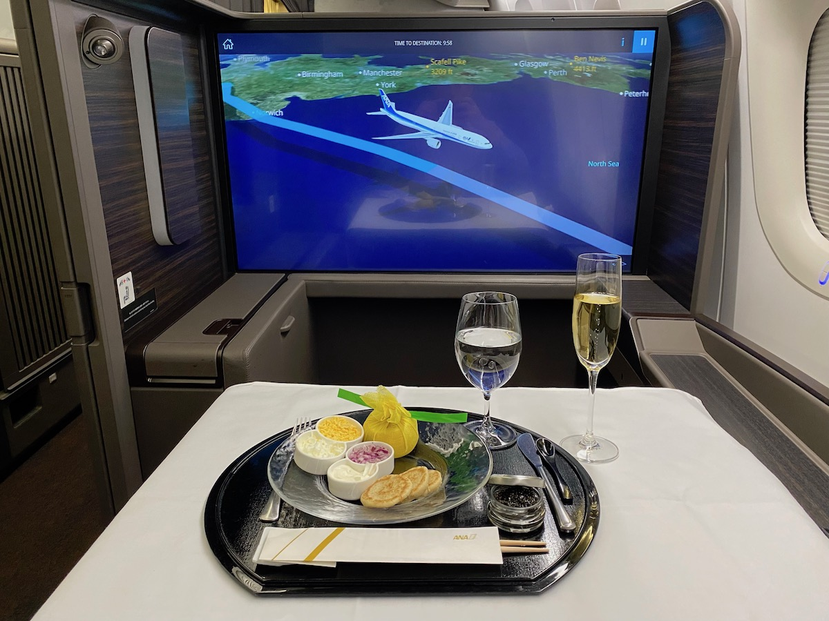 ANA First Class Suite 777 47