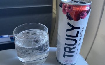 American Airlines Hard Seltzer