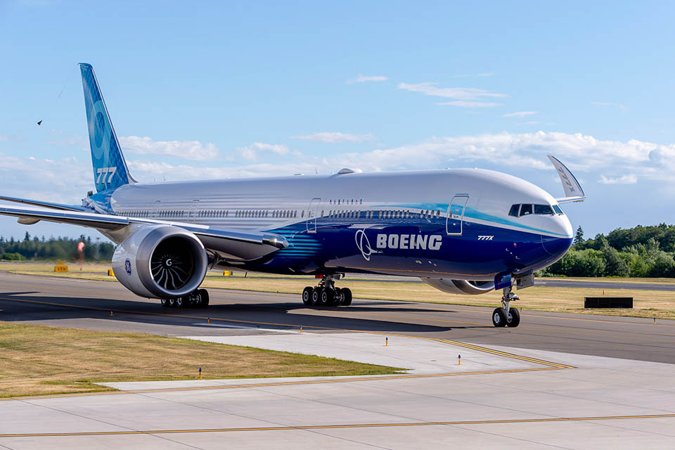 Boeing 777X Expected To Make First Flight Shortly | One Mile at a Time