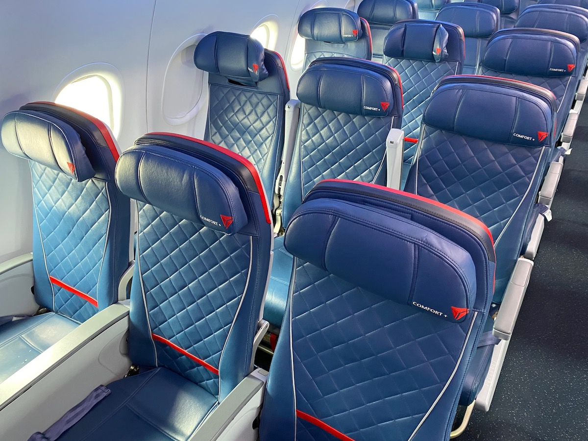 Delta Blocks Middle Seats, Cuts Advance Upgrades | One Mile at a Time