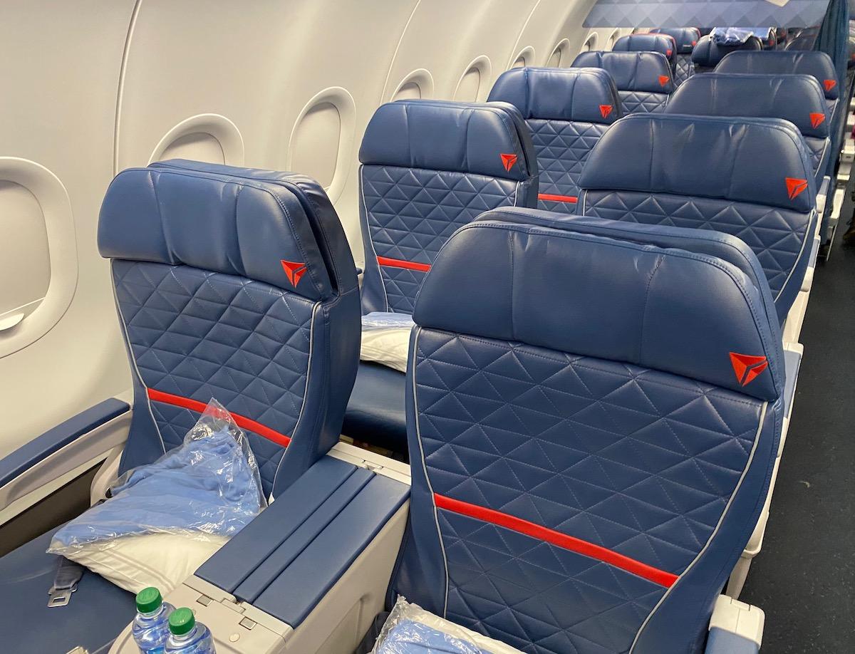 Delta A321 First Class 2