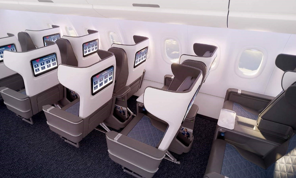 Delta Introducing Innovative New First Class Seat