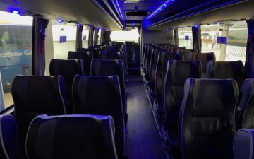 National Express Coach – 9