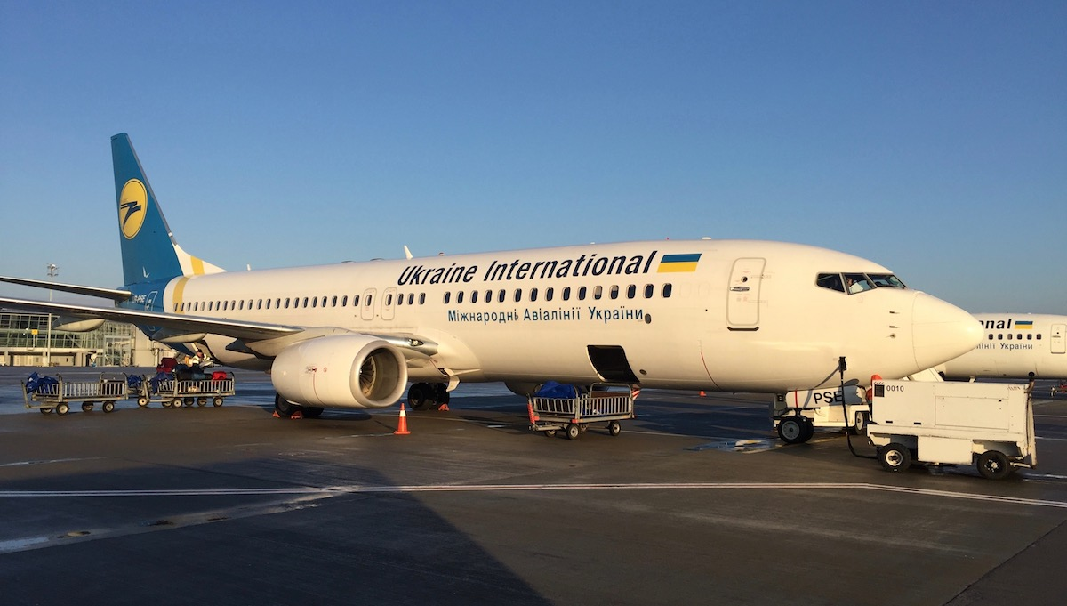 UIA Boeing 737 Crashes In Iran, No Survivors
