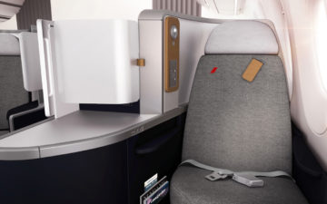 Air France 777 Business