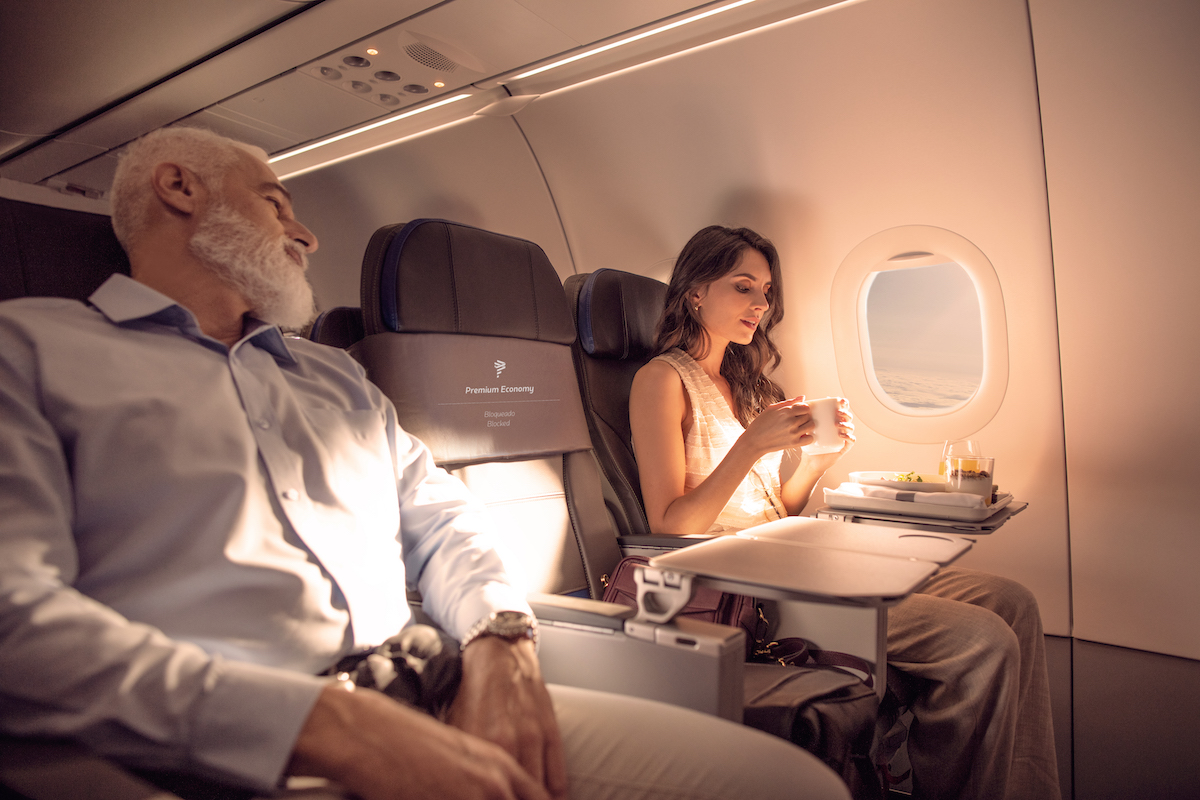 LATAM Adds Premium Economy On Regional Flights