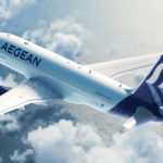 Aegean A320 New Livery