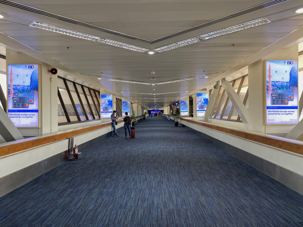 Transiting Manila Airport Review I One Mile At A Time