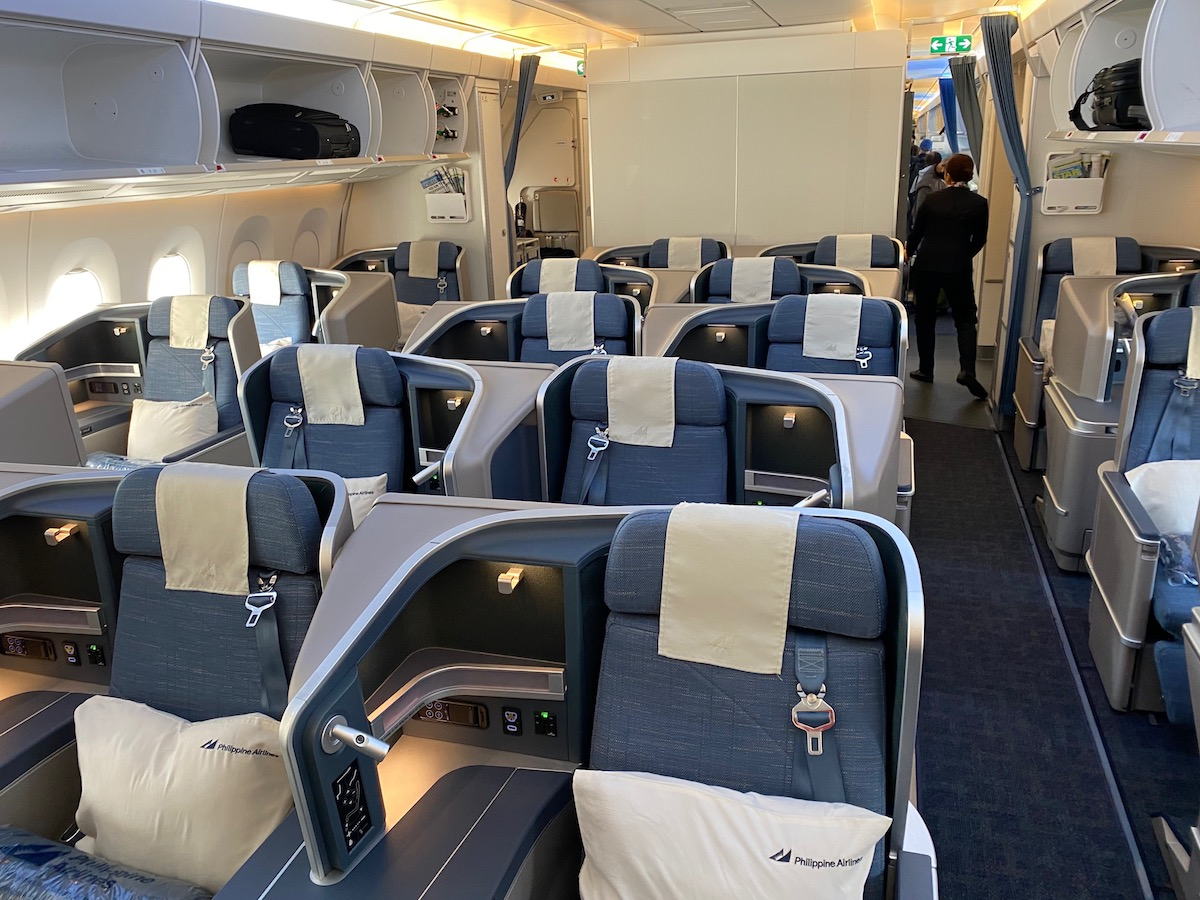 Review: Philippine Airlines A350 Business Class | One Mile at a Time