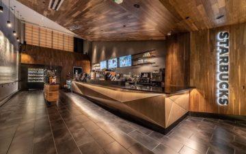Starbucks Seattle Airport