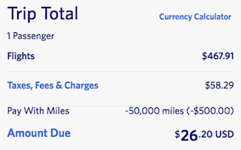 delta pay with miles 3