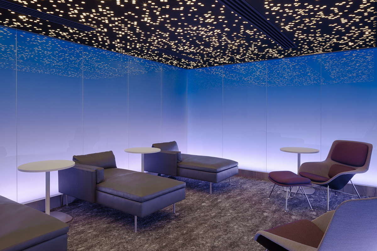 Amex Centurion Lounge LAX 1