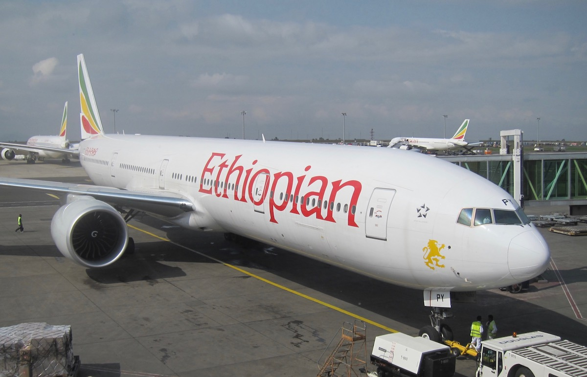 Four Ethiopian Airlines 777s Visit New Orleans   One Mile at a Time