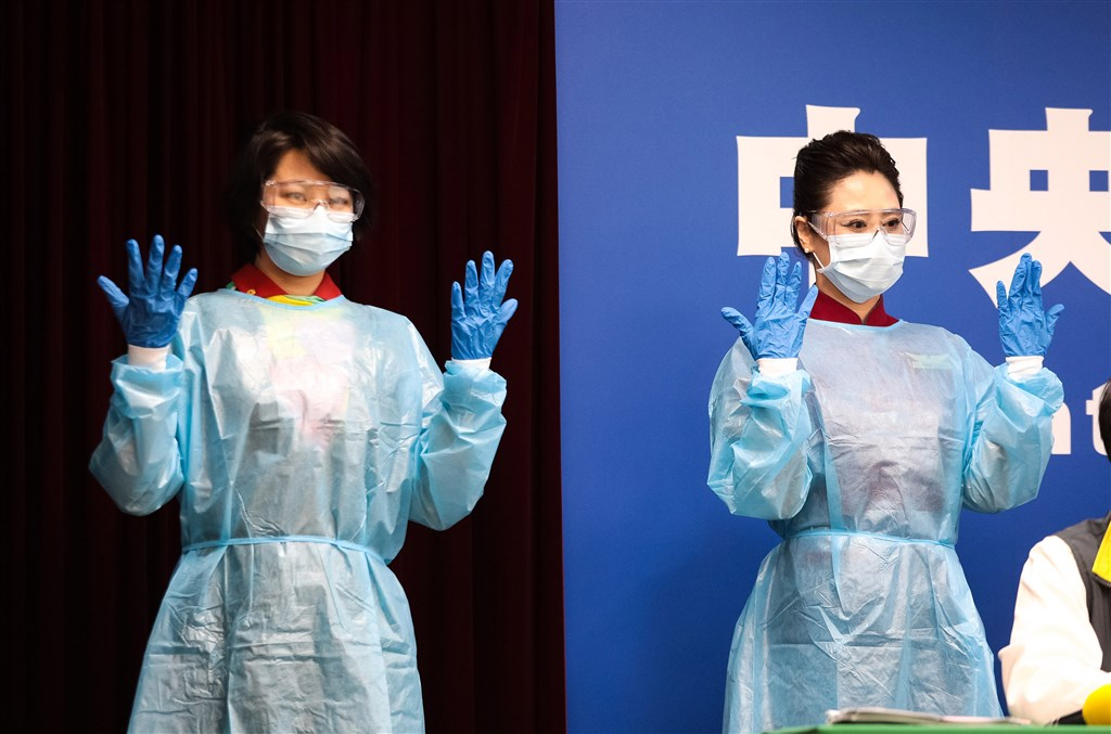 Flight Crews In Taiwan Will Wear Protective Gear | One Mile at a Time