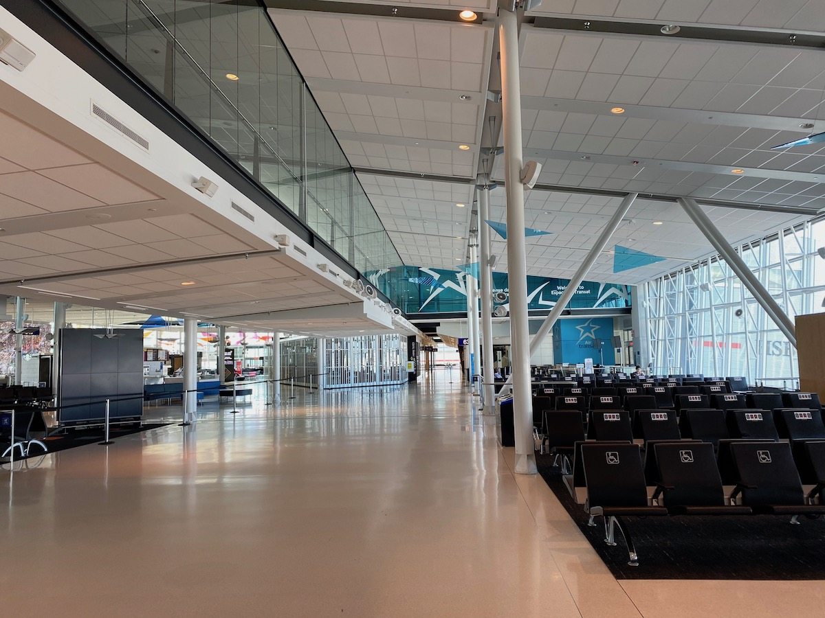 Montreal Airport 5
