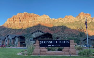 Springhill Suites Zion National Park – 19