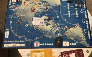 Pan Am Board Game