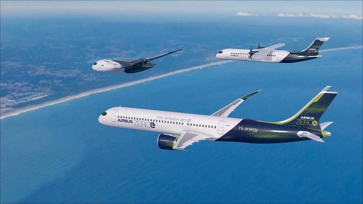 Airbus Zero Emission Aircraft