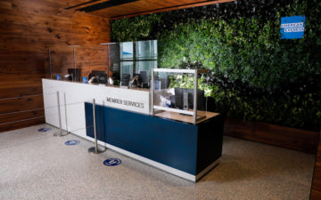 American Express Clt Centurion Lounge At Charlotte Douglas Airport