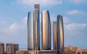 Conrad Etihad Towers Abu Dhabi