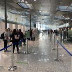 Frankfurt Airport Coronavirus Test 7