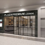 Plaza Premium Lounge – Dfw Terminal E (domestic Lounge) – Entrance – Artist Impression