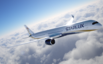 Starlux Airlines A350 1000