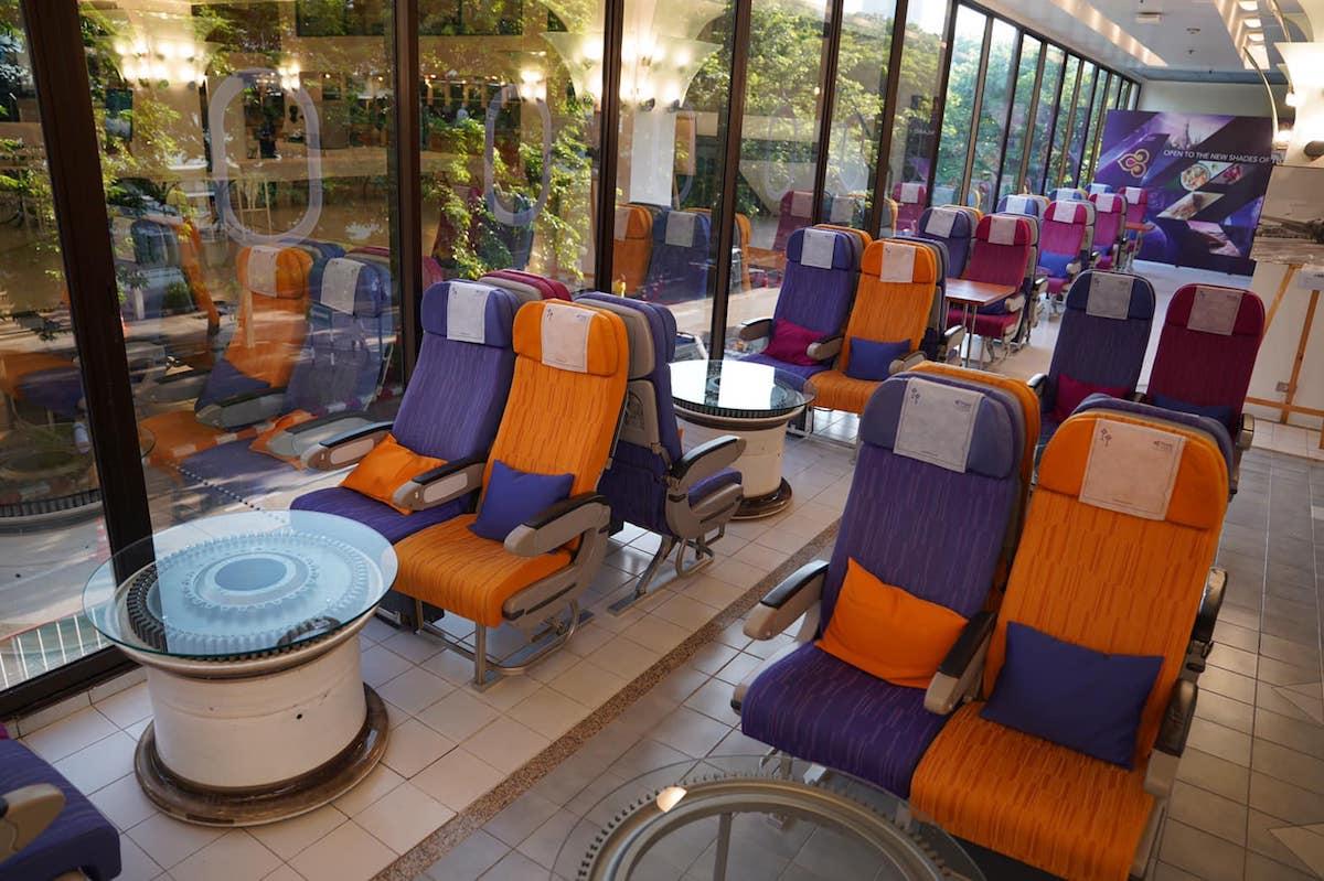 Thai Airways Cafe 4
