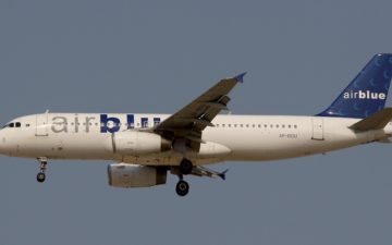 Airblue A320