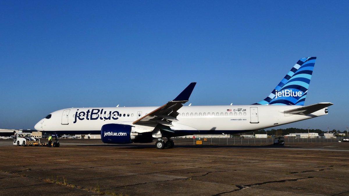 JetBlue A220 300