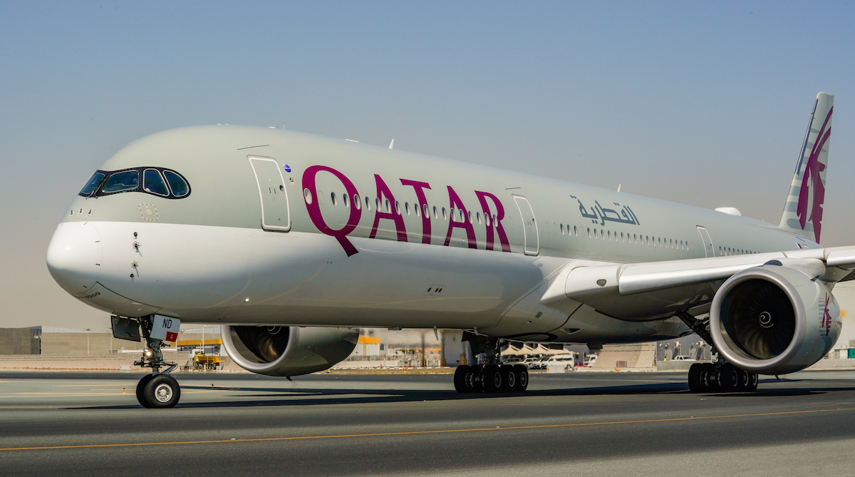 Qatar Airways' Strange A350 Delivery Flights | One Mile at a Time