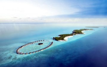Ritz Carlton Maldives 1