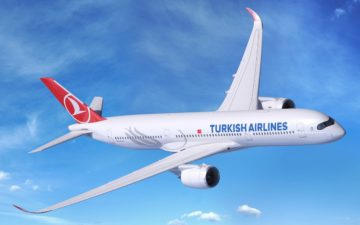 Turkish Airlines A350 900