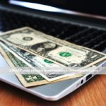 Money Laptop Watermark