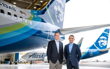 Alaska Airlines Ceo 1